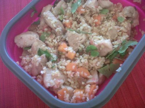 bento,lunchbox,salade-repas,déjeuner au bureau,repas facile,cuisine