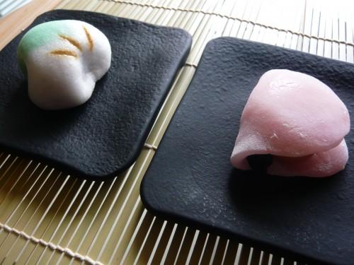 wagashi, japon, patisserie japonaise, gateaux, gourmandise, toraya, walaku, 100% mag