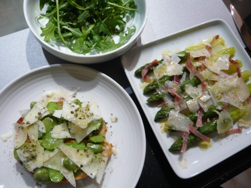légumes,locavore,printemps,asperges,coût des aliments,budget alimentation,suivre les saisons,repas vert,végétarien