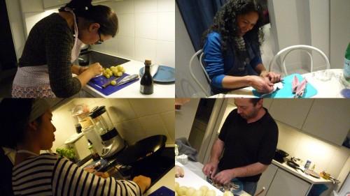 maquereau,poisson gras,maquereau fiesta,atelier de cuisine,blogueurs culinaires