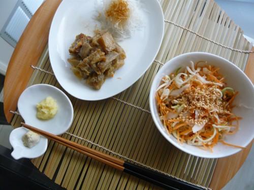 pâtes froides,soba,japon,été,zaru soba