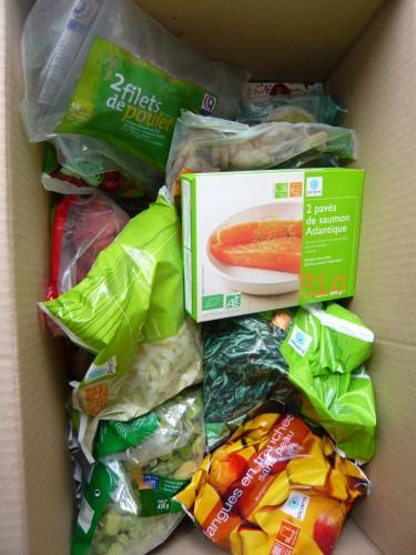 congélateur,surgelés,picard,congeler,légumes,poisson,cuisiner avec les surgelés