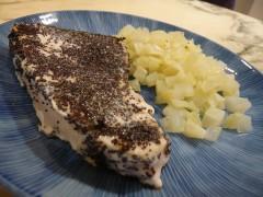 alimentation, nutrition, poisson, cuisine, espadon, philippe delacourcelle