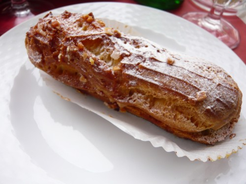 une place pour les desserts, gourmandise, sucré, paris-brest, pâtisserie, rassasiement, diététicienne gourmande, le mansart