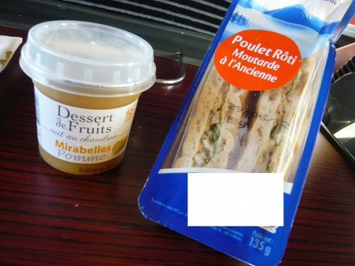 sandwich,train,sandwich maison,pain sudois,manger dans le train,sandwich sncf,nomadisme,additifs