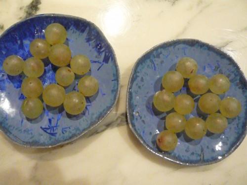 réveillon,nouvel an,repas de fête,repas du 31 décembre,cuisiner les fruits,fruits de saison