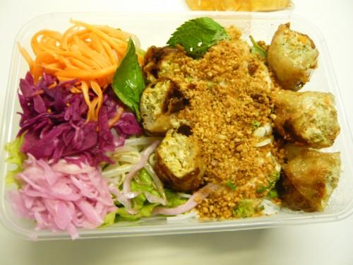 aloy aloy, bo bun, thai, cuisine asiatique, plat complet take away, plats à emporter, montmartre