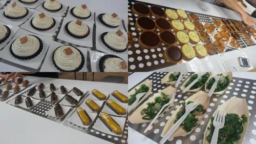 tous à table,festival culinaire,carreau du temple,blogueurs food,solidarité,bien manger pour tous,cyril lignac,jacques genin
