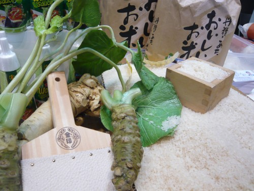 sia 2012,salon de l'agriculture,alimentation,bien manger,gastronomie,japon