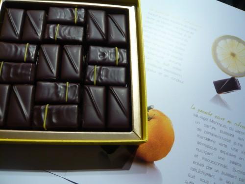 maison du chocolat,robert linxe,chocolatier,parcours initiatique,je me souviens,ganache,gourmandise