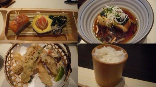 restaurant japonais parsi, yoshi, aisa-tee, dessert, patisserie, rassasiement, menu, repas français