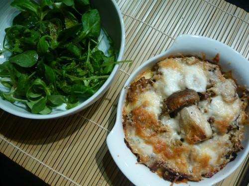 polenta,cuisine italienne,cuisine de saison,italie,gratin,légumes,féculents,maïs
