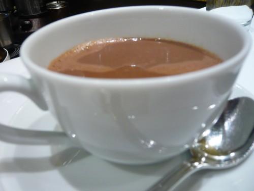 chocolat,boisson chaude,jean-paul hévin,bar à chocolat,gourmandise,hiver,palmares figaroscope