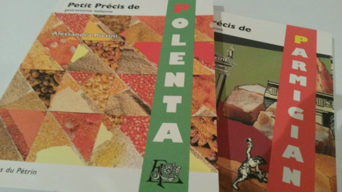 livres,gastronomie,cadeaux de noel,transmission culinaire,prolongement du geste,petit précis polenta