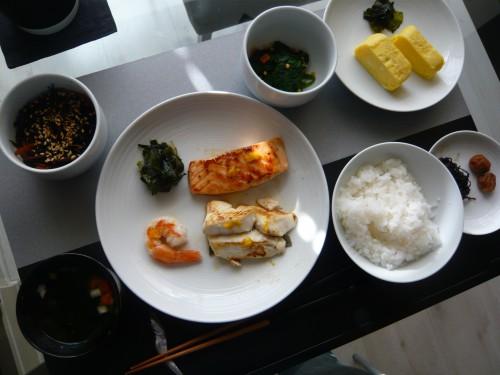 variété alimentaire,manger de tout,diversité alimentaire,cuisine japonaise