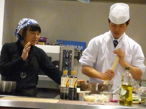 cuisine japonaise, gyoza bar, teppanyaki, maison de la culture du japon, bento, automne
