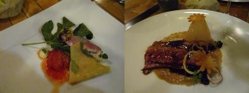 bacchanales,vence,christophe dufau,cote d'azur,provence,chef locavore,cuisine créative