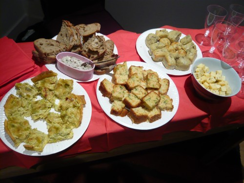 Super buffet : L'art de manger WS31