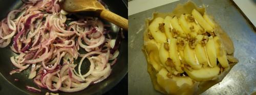 cuisine du congélateur,s'organiser pour bien manger,clea cuisine,tarte salée,poulet,paresse en cuisine,cuisine du placard