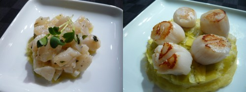 poisson,coquille st jacques,montmartre,kifune,japon,sashimi,poisson cru
