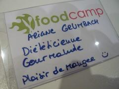 foodcamp paris, vbarcamp, nutrition, nouvelles technonlogies, régimes, diététicienne gourmande