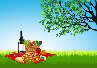 été,vacances,poids,minceur,buffet,apéritif,tables d'été,maigrir,surpoids