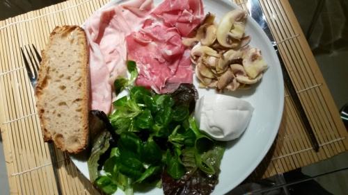 cuisine maison,fait maison,salades d'hiver,soupe,chacun son tour en cuisine