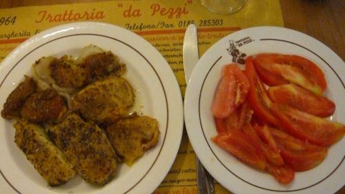 ligurie,italie,cuisine ligure,végétarien,cuisiner pas cher,cuisine économique,légumineuses,vacances en ligurie,santa margherita ligure, gênes,rap épicerie