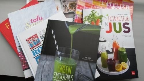 editions la plage, clea, esterelle payani, recettes végétariennes, manger bio, patisserie crue, glaces vegan