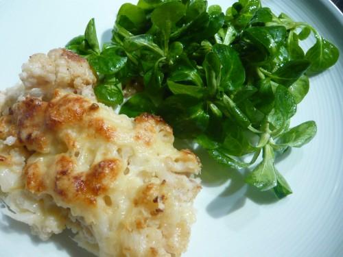 légumes,hiver,chou-fleur,cuisine,restes,gaspillage alimentaire,congélateur,congeler un plat,diner rapide