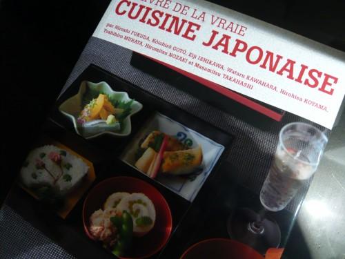 japon,livre de la vraie cuisine japonaise,crevettes,asie,voyage au japon