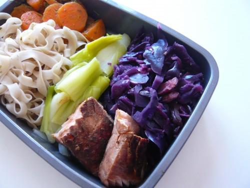 alimentation,japon,bentio,luncbox,repas à emporter,saumon,cuisine japonaise