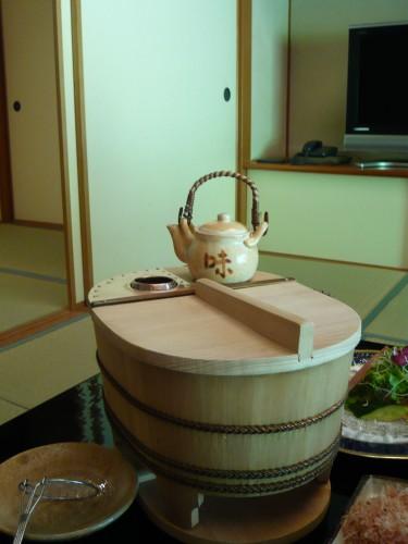 alimentation,restaurant,cuisine,japon,tofu bouilli,yudofu,kyoto