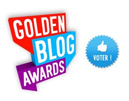golden blog awards, ditticienne gourmande, concours de blogs, gastronomie, alimentation, cuisine, internet, blogosphre
