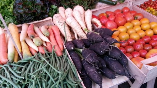allons au marché avec les chefs,fete de la gastronomie,relais et chateaux,marché de chefs